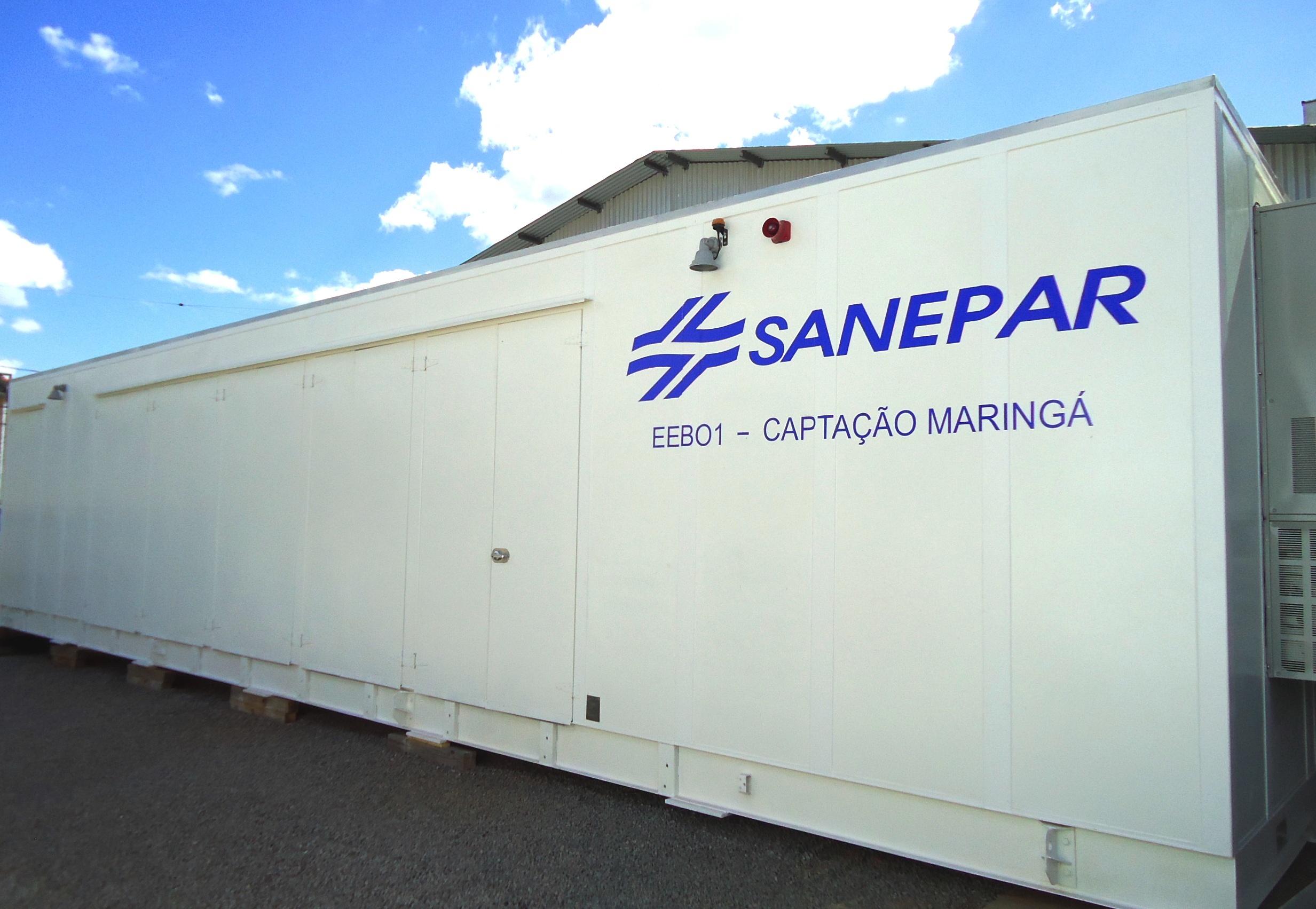 Eletrocentros SANEPAR.