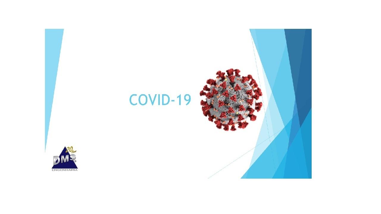 Coronavírus (COVID-19) - Informativo DMS